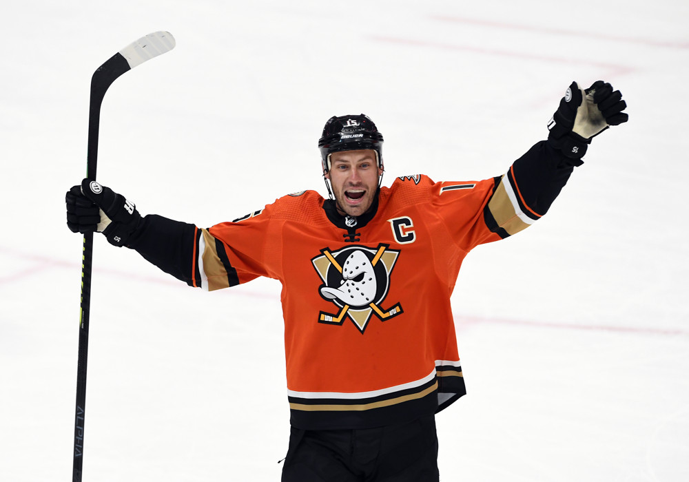 Pittsburgh Penguins, NHL trade, Ryan Getzlaf